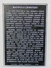Historical Marker Text